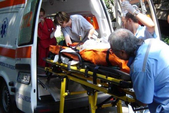 Bătrân din Suceava, aproape sfâșiat de doi câini rasa pitbull