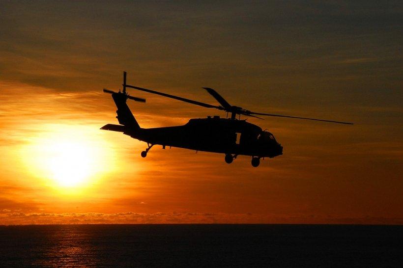 Două elicoptere militare americane s-au prăbuşit în largul Insulei Hawaii