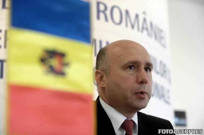Pavel Filip, desemnat premier al Republicii Moldova