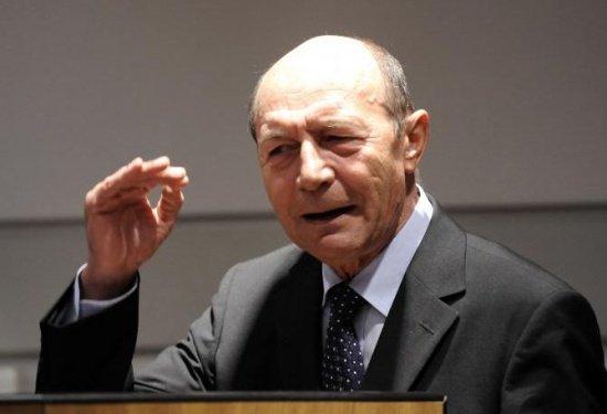 Traian Băsescu, atac dur la adresa lui Victor Ponta