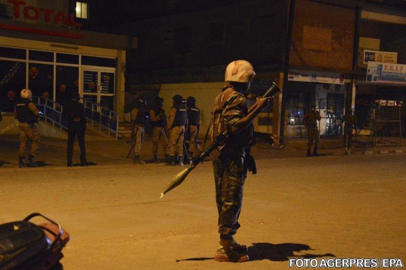 UPDATE. Luarea de ostatici din Burkina Faso s-a încheiat. 23 de persoane au fost ucise