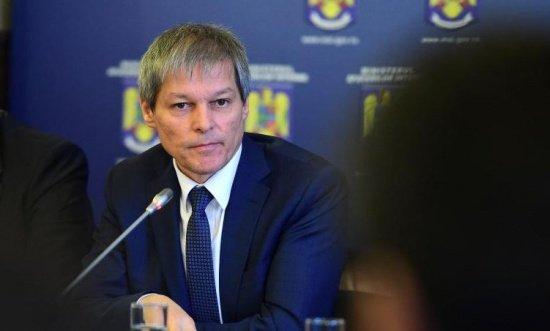 Dacian Cioloș a publicat lista cu prioritățile Guvernului