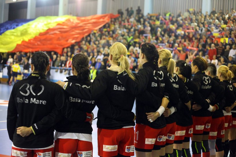 HCM Baia Mare, victorie în Liga Campionilor