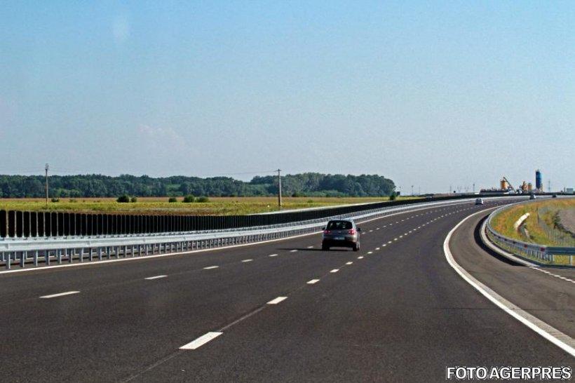 Noi lucrări la Autostrada București - Ploiești