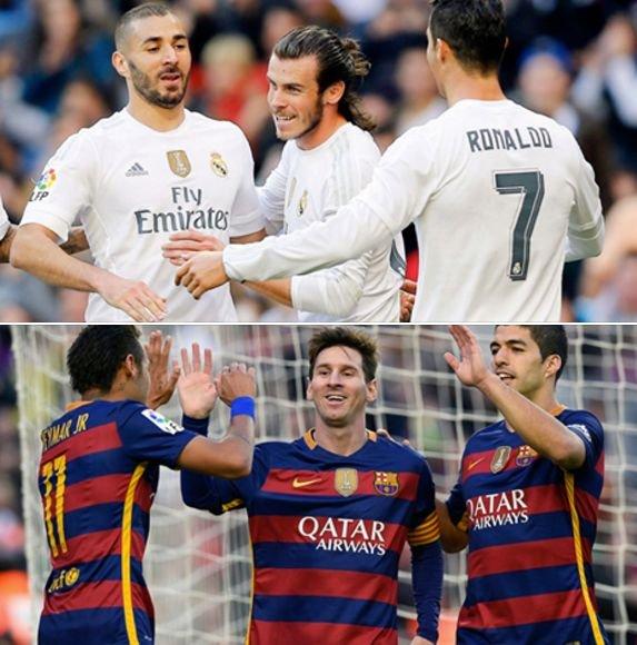 """În campionatul spaniol s-au """"aliniat stelele"""". Ce s-a întâmplat în premieră în La Liga"""
