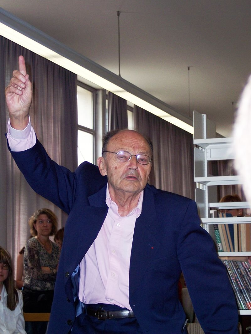 Marele scriitor francez Michel Tournier a murit la 91 de ani