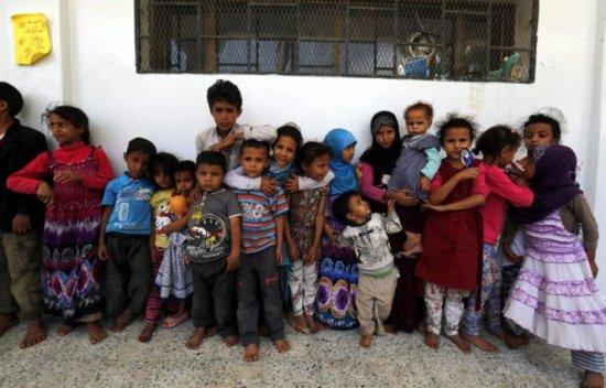 Foamete şi malnutriţie cronică în Siria. Zeci de oameni sunt în pragul morţii