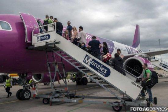 Anunț în premieră de la Wizz Air: Va opera din vară curse pe ruta București-Cluj