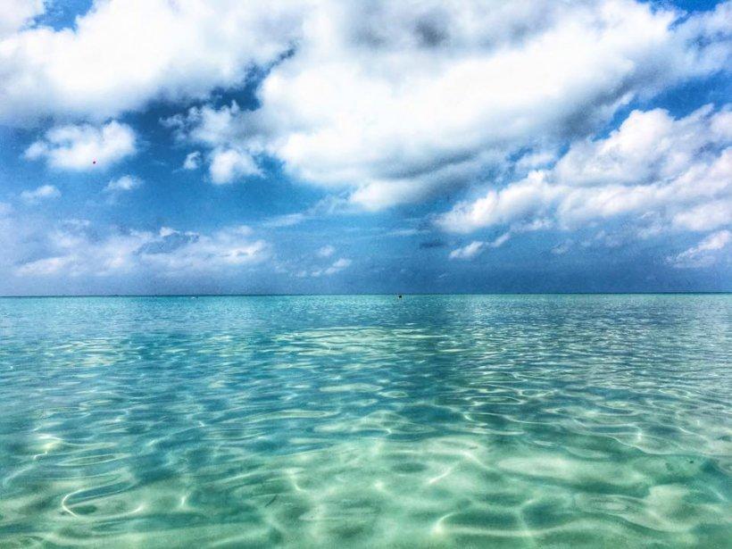 Delia este în Paradis. Iată imaginile!