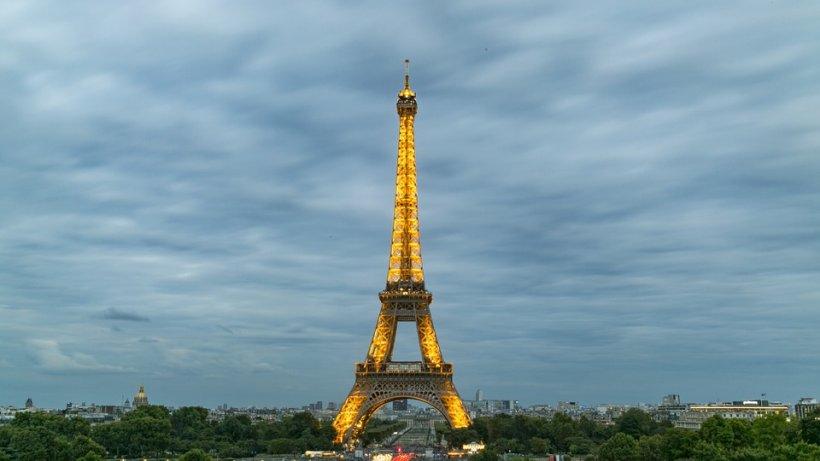 Incendiu puternic la hotelul Ritz din Paris