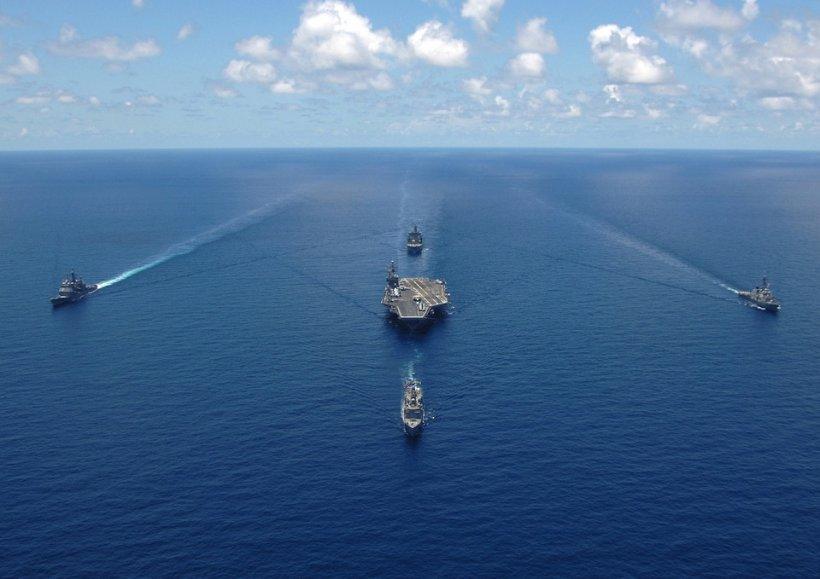 Rusia îşi întăreşte prezenţa militară în Marea Neagră, în replică la mobilizarea NATO