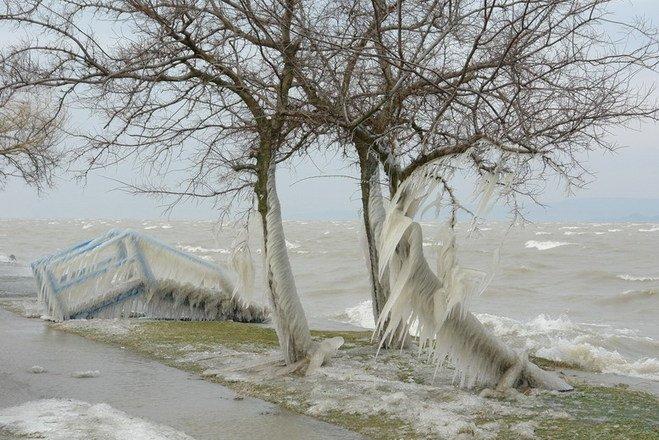 Cel mai friguros loc de pe Pământ. Temperaturile coboară până la minus 70 de grade