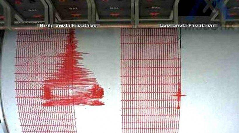 Cutremur de intensitate mică în județul Buzău