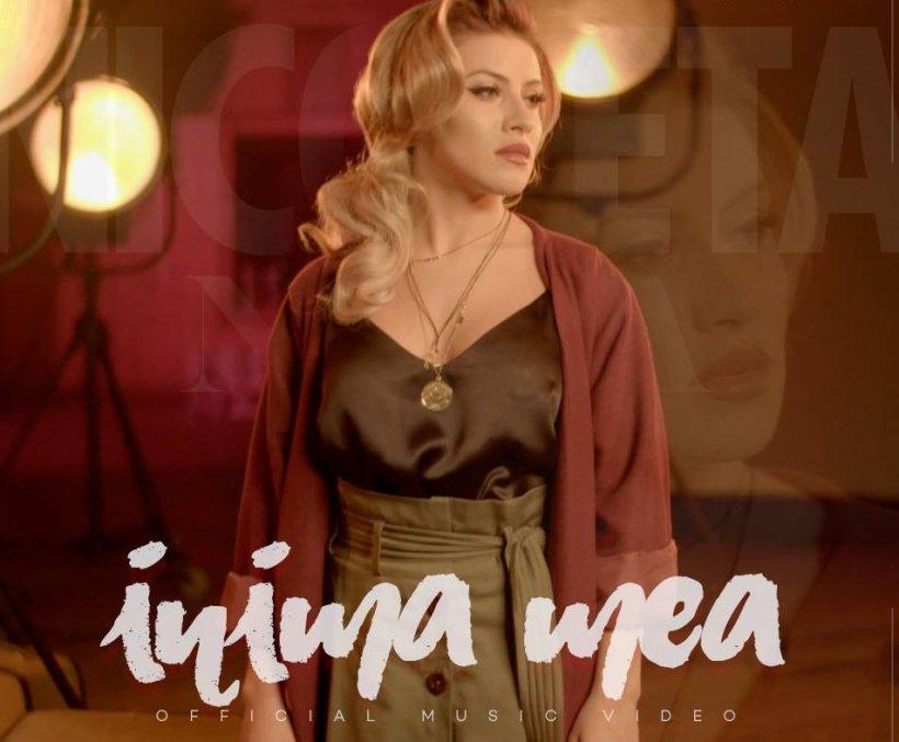 Nicoleta Nucă, fostă concurentă X Factor, a lansat o nouă piesă de dragoste - VIDEO
