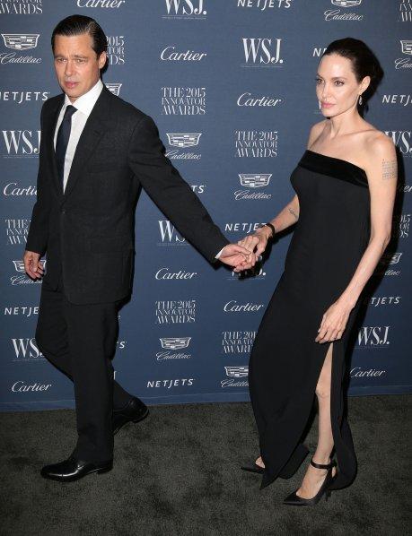 Angelina Jolie şi Brad Pitt îşi negociază termenii de divorţ