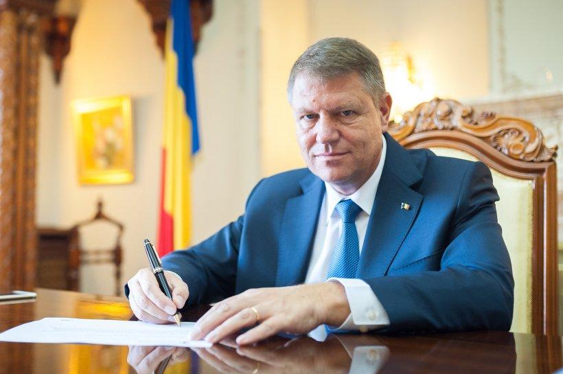 Demiteri în Ministerul de Interne. Klaus Iohannis a semnat decretele
