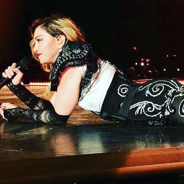 Madonna ar fi cântat beată. Ce spune artista