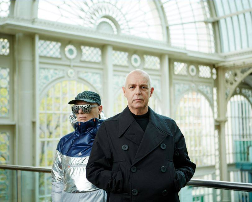 Pet Shop Boys anunță un nou album