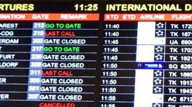 Circa 6.000 de curse aeriene, anulate în Statele Unite din cauza viscolului