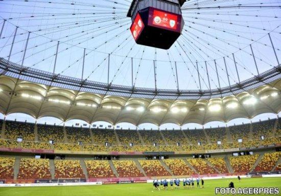FRF vrea să suporte costurile expertizei la Arena Naţională