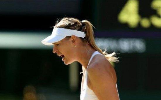 Maria Șarapova, punctul zilei la Australian Open. Reacția lui Federer, la fel de uimitoare. Niciodată nu l-ai văzut în ipostaza asta - VIDEO