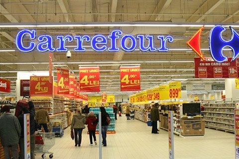 Probleme la Carrefour și Zentiva descoperite de ANAF. Bugetul păgubit cu zeci de milioane de lei