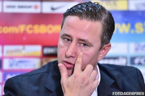 Reghecampf anunță noi transferuri spectaculoase la Steaua