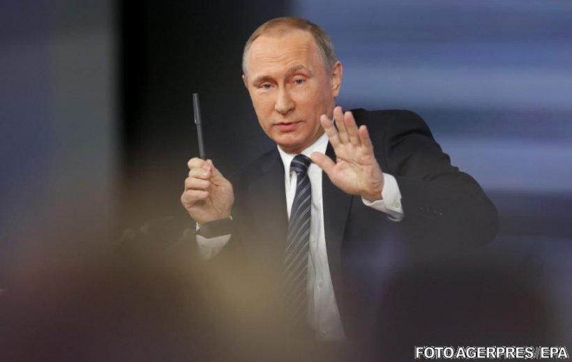 """Vladimir Putin dă vina pe Lenin că ar fi dinamitat Rusia: """"A fost depusă o bombă nucleară!"""""""