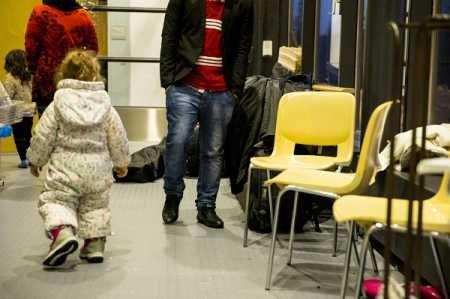 Refugiații părăsesc Finlanda - au făcut cunoștință cu clima subpolară