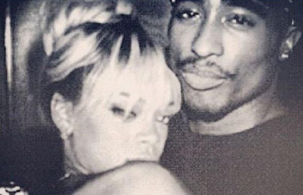 Cea mai nouă conspiraţie: Rapperul Tupac este viu şi a petrecut recent cu Rihanna