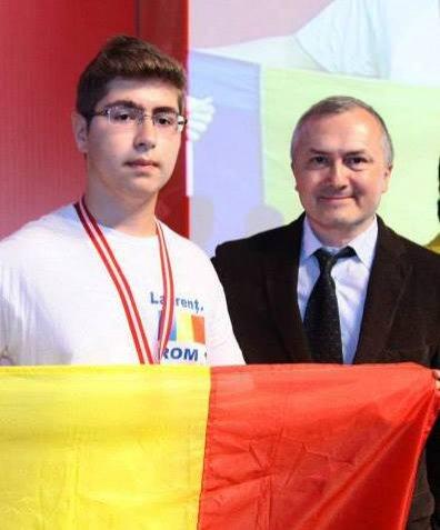 Un elev olimpic din Vâlcea a fost admis la cinci universităţi de renume din Marea Britanie