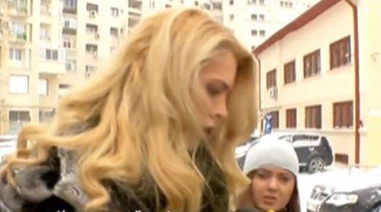 Cristi Borcea s-a pomenit azi cu ea la închisoare. Ce era să-i mai spună?