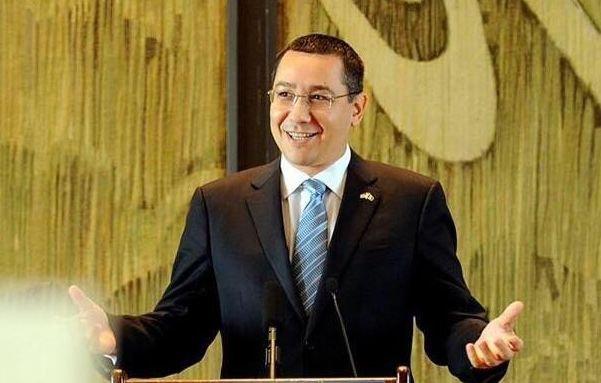 Victor Ponta a sărbătorit Ziua Unirii în avans