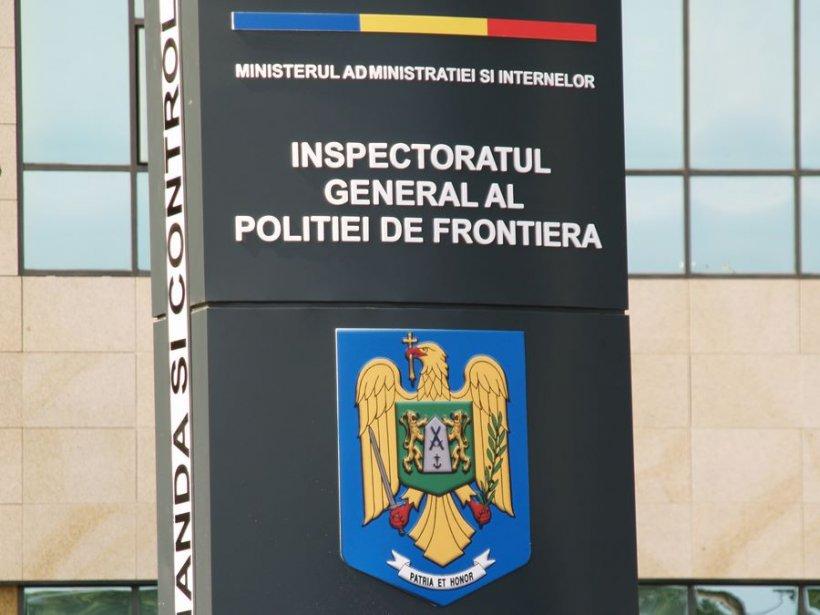 """Viralul """"Bă, Cristi"""", parodiat de Poliţia de Frontieră Română. VIDEO"""
