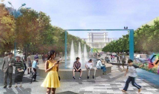 Proiectul care schimbă Centrul Bucureștiului, aprobat de consilierii locali