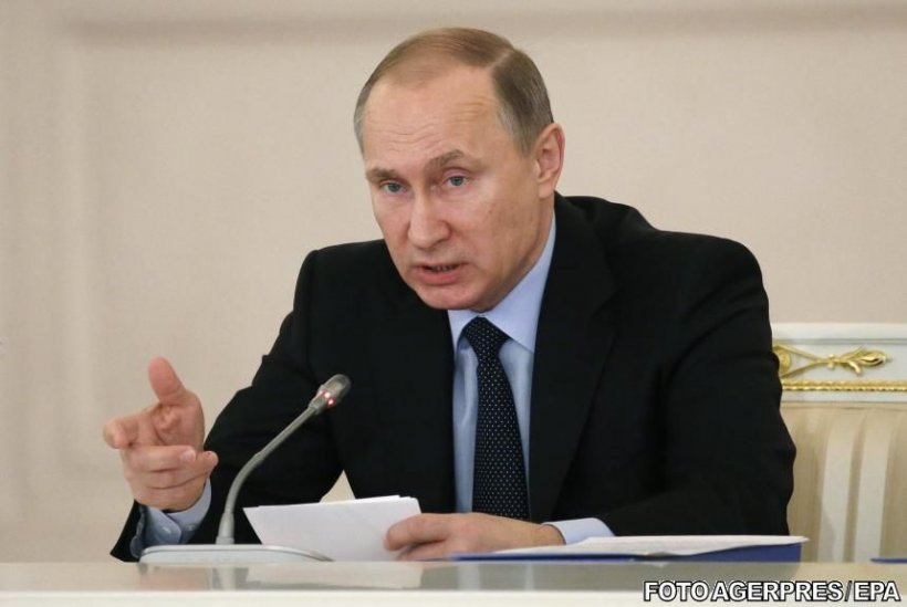 Rusia, reacție fermă la dezvăluirile despre averea ascunsă a lui Vladimir Putin