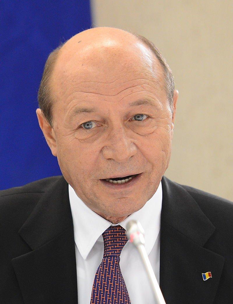 Traian Băsescu, nou atac la Ponta și Antonescu pe tema Schengen
