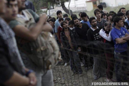 Revoltă în Satu Mare. Autoritățile construiau pe ascuns un centru pentru refugiați - VIDEO