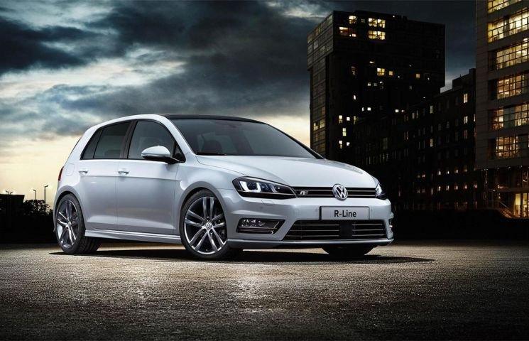 Volkswagen a anunțat când va fi lansat noul Golf 7 Facelift