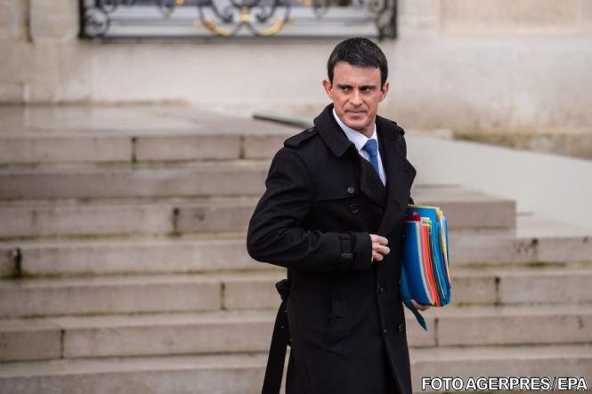 Un plic cu explozibil, primit la biroul premierului francez