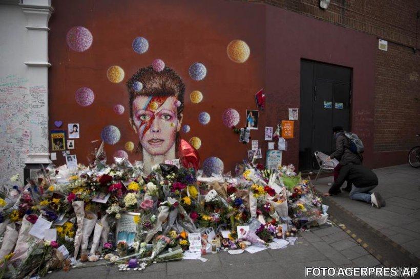 David Bowie, excentric și după moarte. Ce se va întâmpla cu rămășițele sale pământești