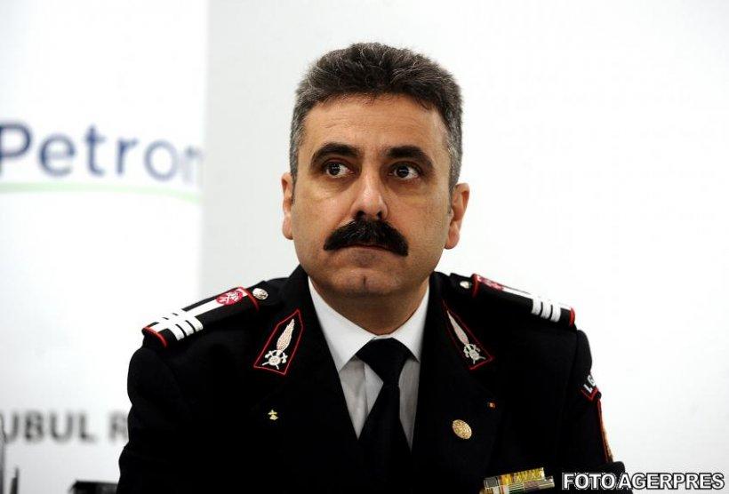 Dacian Cioloș l-a dat afară pe șeful Inspectoratului General pentru Situații de Urgență