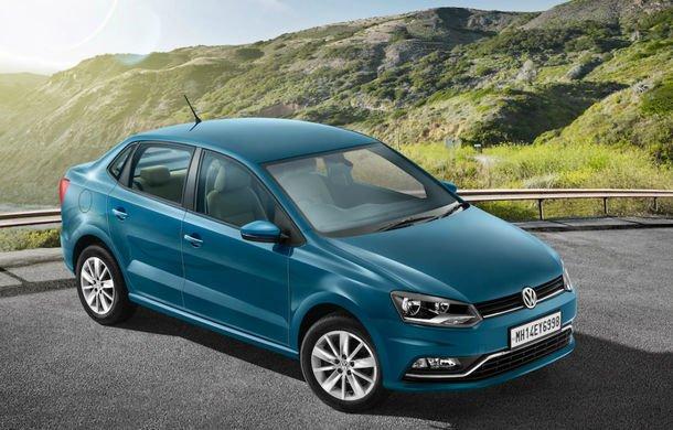 Volkswagen Ameo - maşina care spulberă Loganul