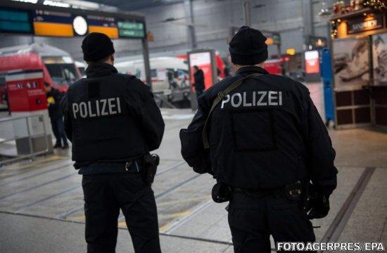 Doi bărbați plănuiau atacuri teroriste în Germania