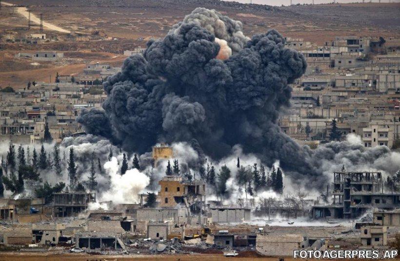 UPDATE. Armistiţiul în Siria va începe din 27 februarie