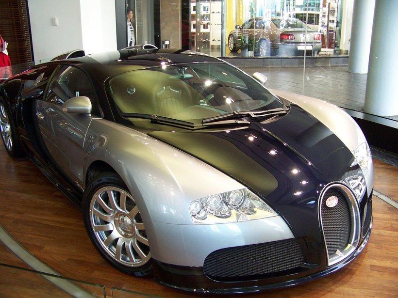 Top 5 cele mai rapide mașini din lume