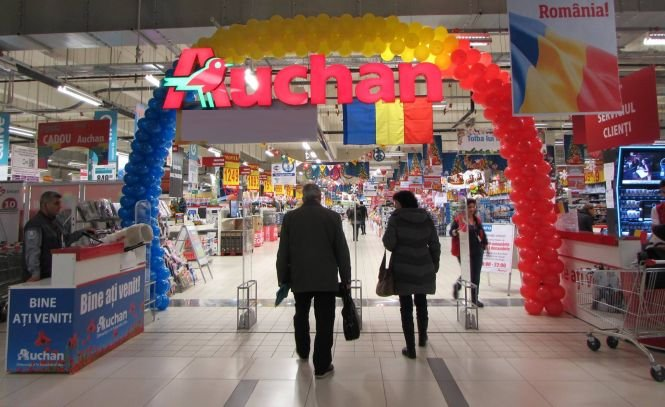 Anunțul făcut de Auchan. Ce a retras de la comercializare