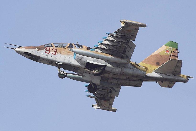 Un avion rusesc de luptă s-a prăbușit. Pilotul a murit