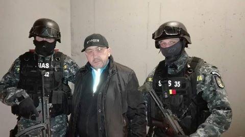 Florian Walter a fost arestat preventiv
