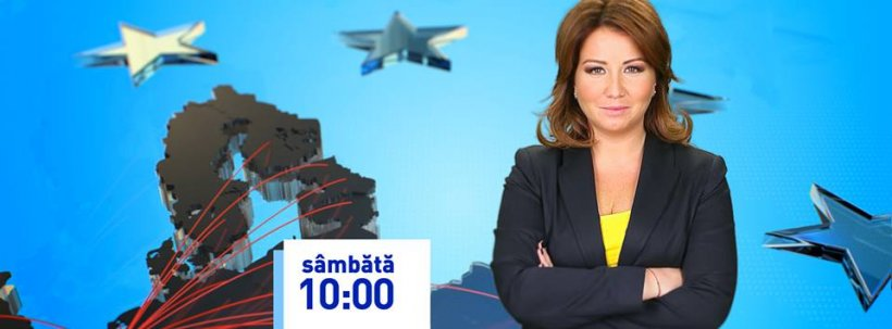 """""""Be Eu"""", emisiunea Antenei 3 realizată în Parlamentul European, îşi dublează audienţa"""